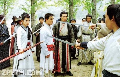 Ảnh trong phim Thiếu Niên Trương Tam Phong - Taiji Prodigy 1