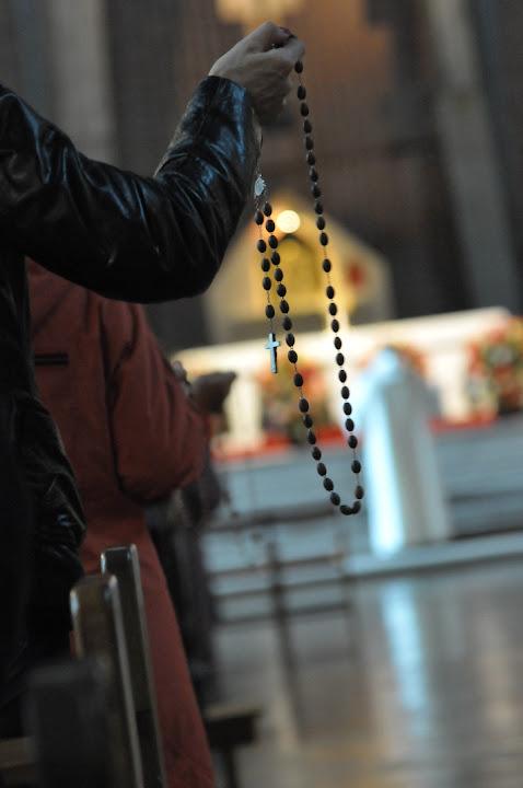 Fotorelacja z Trzeciego Warszawskiego Dnia Modlitwy Różańcowej