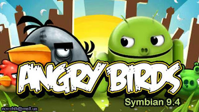 Angry Birds Game for Symbian S60v5