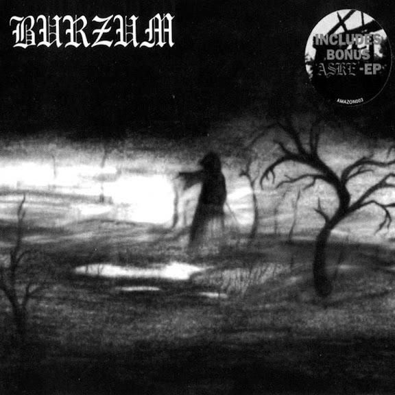 Burzum - Burzum 1992
