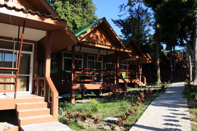 Отель Маунтэин (Mountain resort)