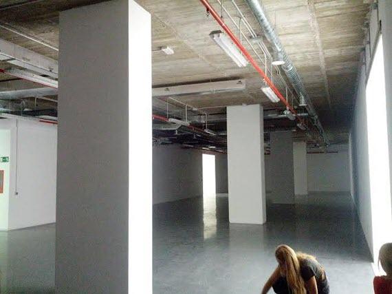 La 2ª planta del nuevo Mercado Barceló acogerá un espacio para eventos
