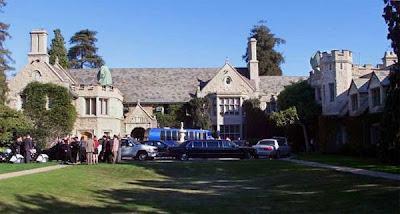 people got sick at playboy mansion