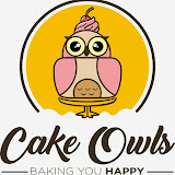 Cake Owls - Birthday Cakes, Cupcakes, Wedding Cakes, Ice Cream, Brownies, Waffles - Cake Shop In London