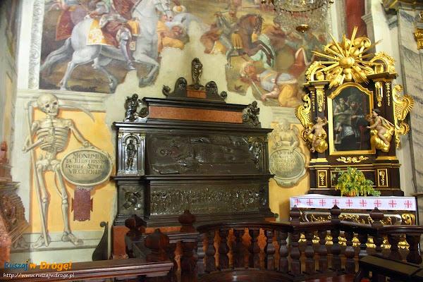 Opatów - kolegiata św. marcina
