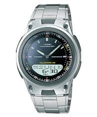 Casio Standard : AQ-163W-1B1