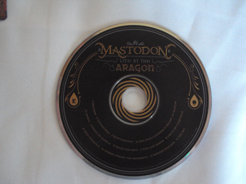 Mastodon - Live at Aragon