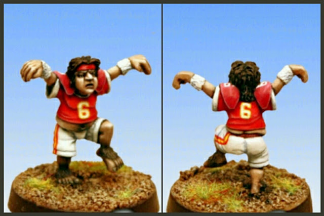 Halfling Neomics Blood bowl
