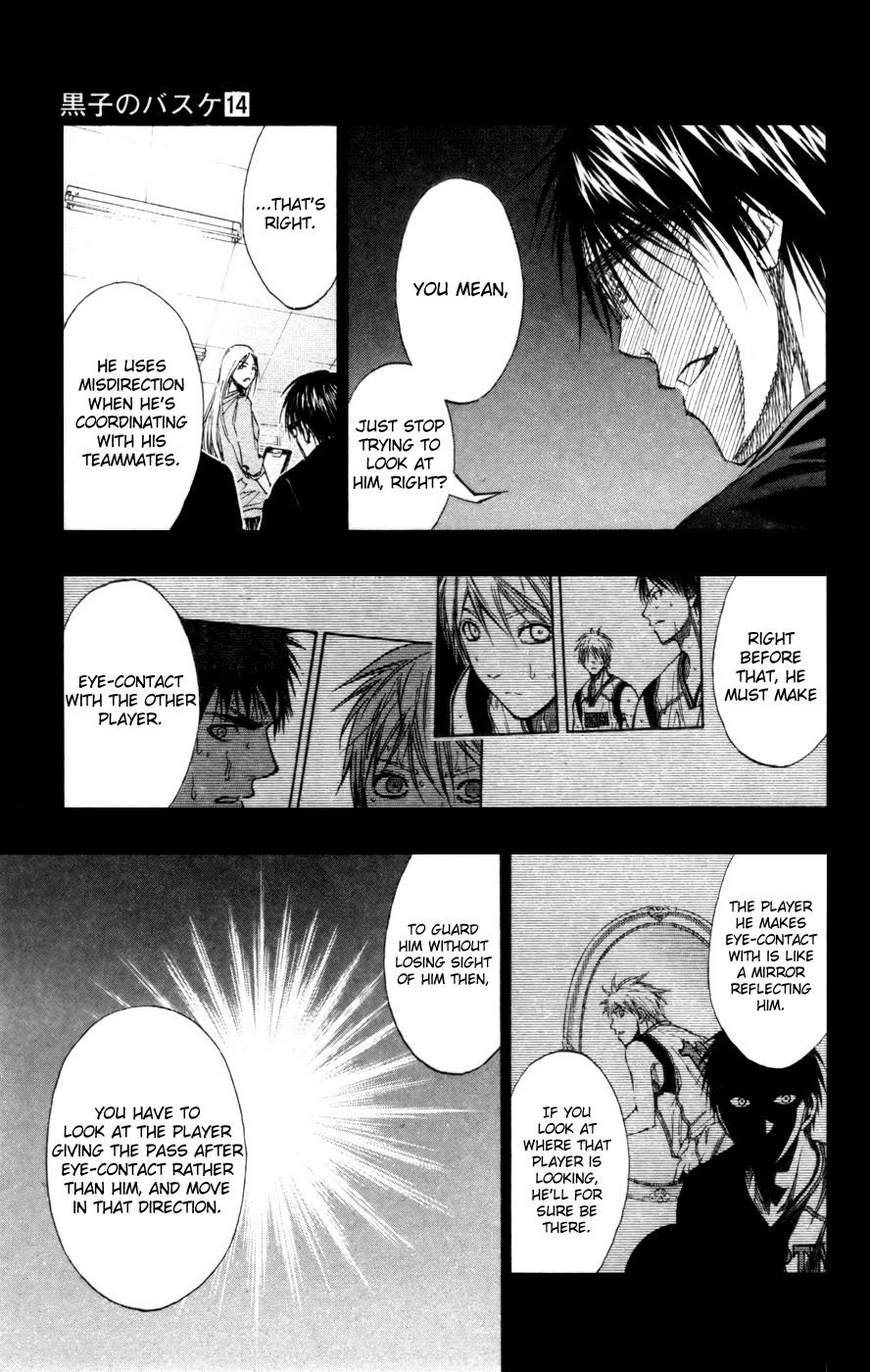 Kuroko no Basket Manga Chapter 126 - Image 13