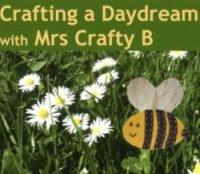 Crafting a Daydream with Mrs Crafty B