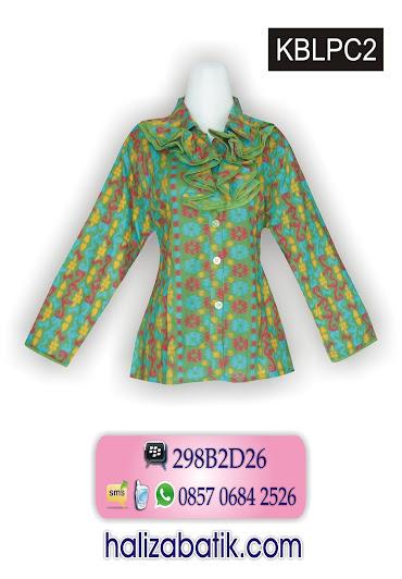 grosir batik pekalongan, Model Busana, Busana Batik Wanita, Gambar Baju Batik
