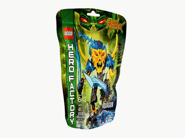 44013 レゴ ヒーローファクトリー アクアゴン