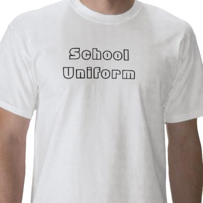 Uniforme da escola