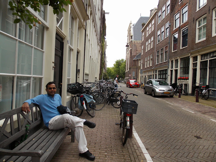 report on a trip to Amsterdam