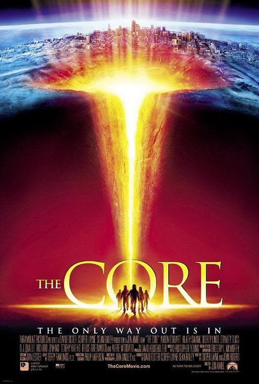 Poster Of The Core (2003) Full Movie Hindi Dubbed Free Download Watch Online At Alldownloads4u.Com