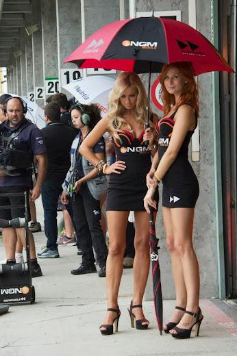 Paddock Girls MotoGP Brno 2013