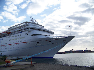 Cruise With Christine Pappin Carnival Redeploys Elation