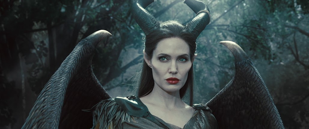 Maleficent Review - Angelina Jolie as Maleficent