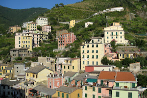 Houses in Riomaggiore