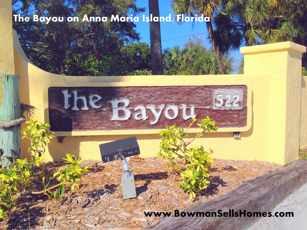 Bayou on Anna Maria Island