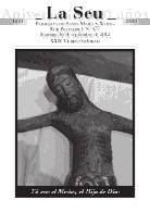 Hoja Parroquial Nº477 - Tú eres el Mesías, el Hijo de Dios. Iglesia Colegial Basílica de Santa María de Xàtiva. 2012