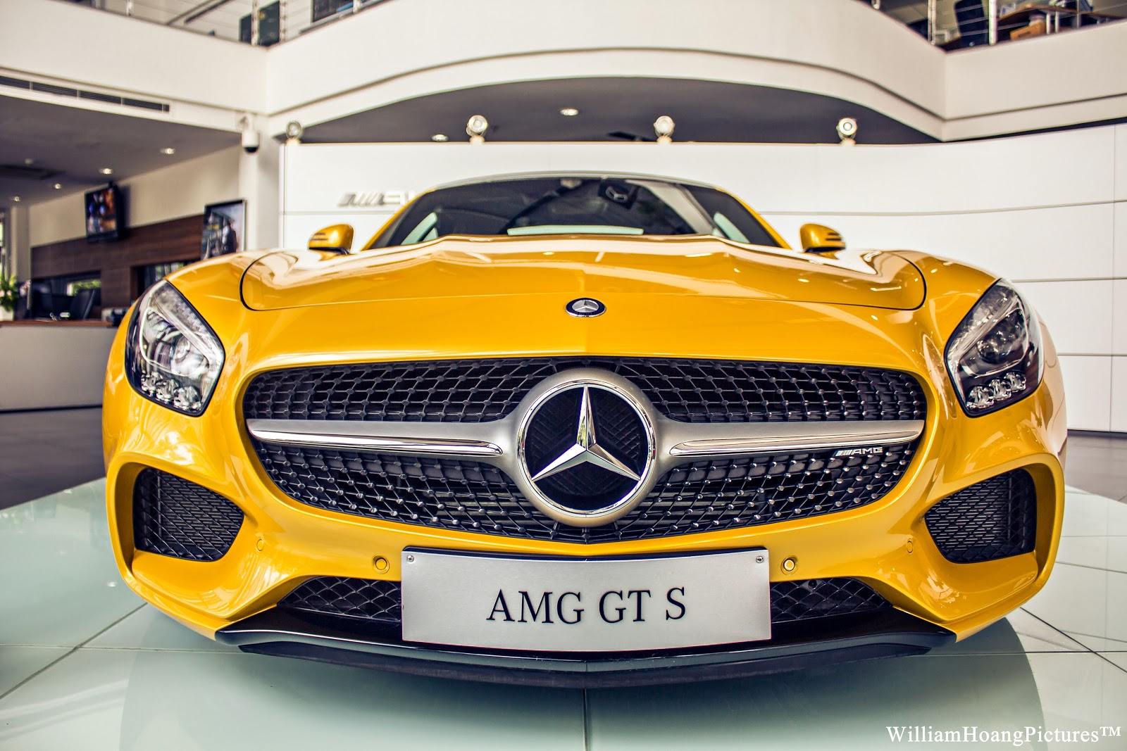 Mercedes-AMG GT S 2016
