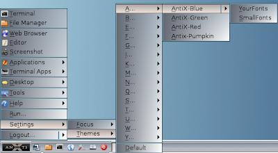 Linuxed - Exploring Linux distros: antiX 13 1