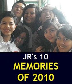 Memories of 2010