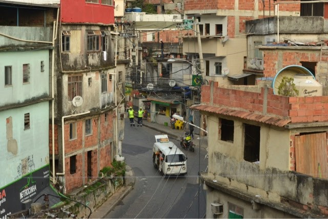 rochina favela adventures review tour rio de Janeiro brazil