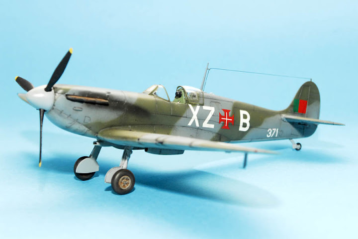 Supermarine Spitfire Mk.I - Tamiya - 1/48 - CONCLUÍDO - Página 3 Final_14