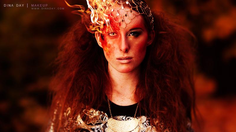 Makeup Ideas fire makeup : Fire Makeup Dina-day-makeup-elements-fire.jpg