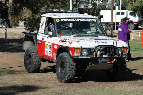 Discovery Bobtail - Objectivo Australia  Outback Challenge