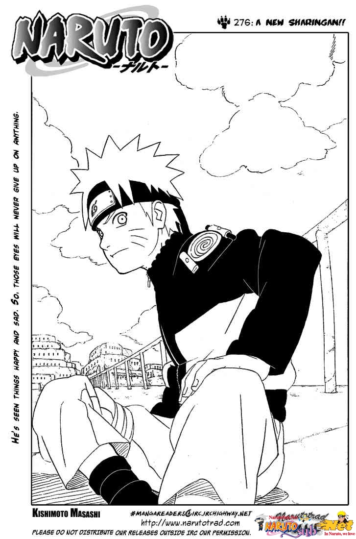 tz 1, Naruto chapter 276    NarutoSub