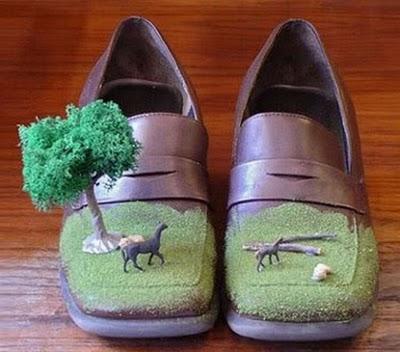أغرب و أطرف الأحذية في العالم-طرائف-منتهى