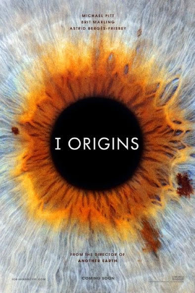 Poster Of English Movie I Origins (2014) Free Download Full New Hollywood Movie Watch Online At alldownloads4u.com