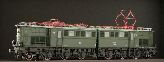 Modeli parnih lokomotiva DRG B0210N-S