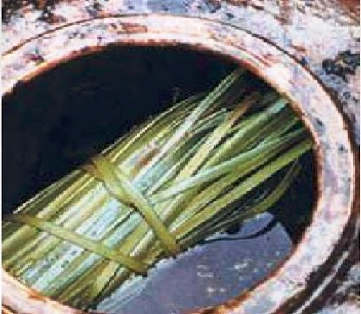 Sumpahan tok kadok: seni anyaman tikar mengkuang (PROSES ...