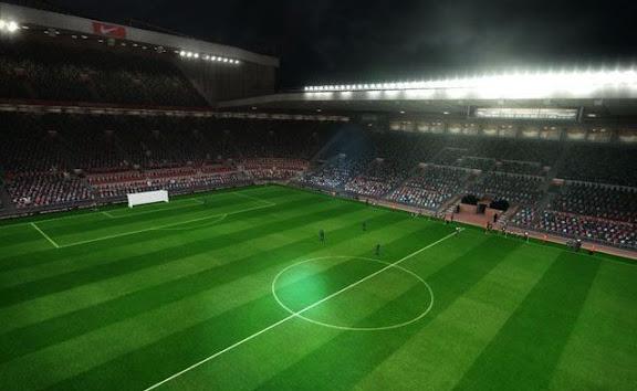 oldtrafford Demo PES 2012: Estádio Old Trafford