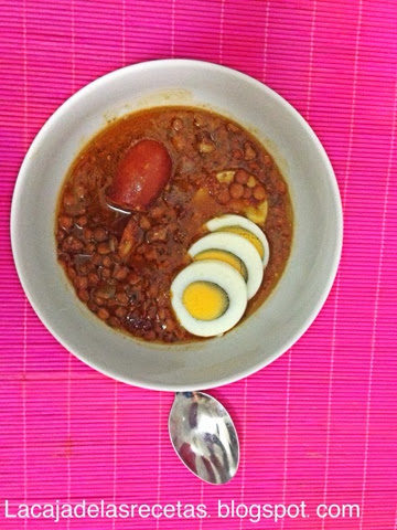 Fabes con chorizo cocinar en casa es for Como cocinar fabada asturiana