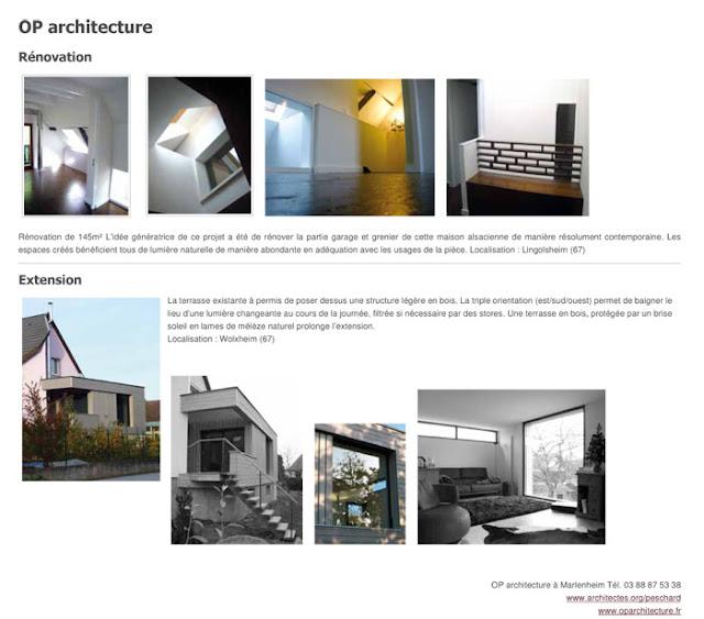 OParchitecture ArtsEchos