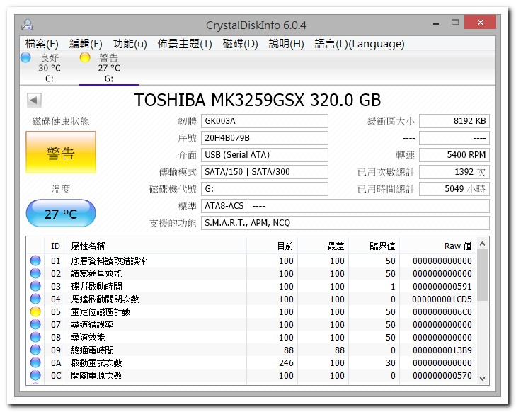 Mac與PC都通用,Toshiba Canvio Connect 750GB開箱