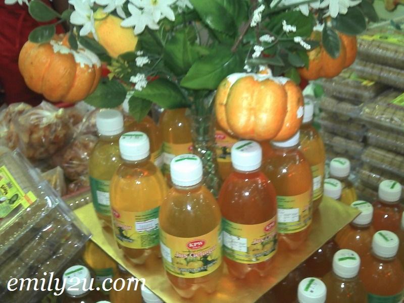 garcinia juice drink - jus gelungur