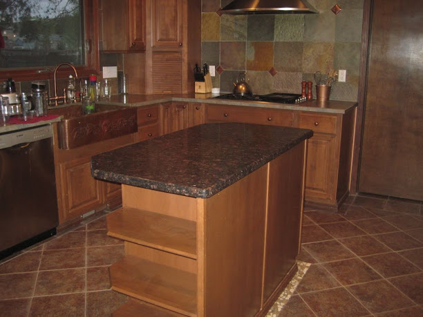 """kitchen island of sanity"