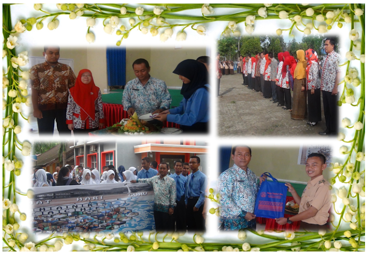 Thanks Teacher, Thanks For Everything - Hari Guru Nasional 2014