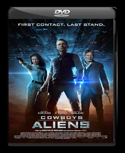 Cowboys & Aliens - Dvdfull - Español Latino