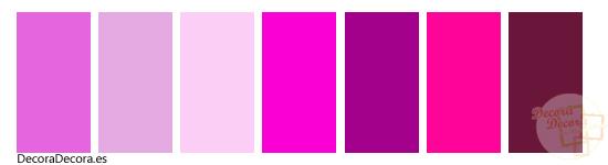De qué color puedo pintar.