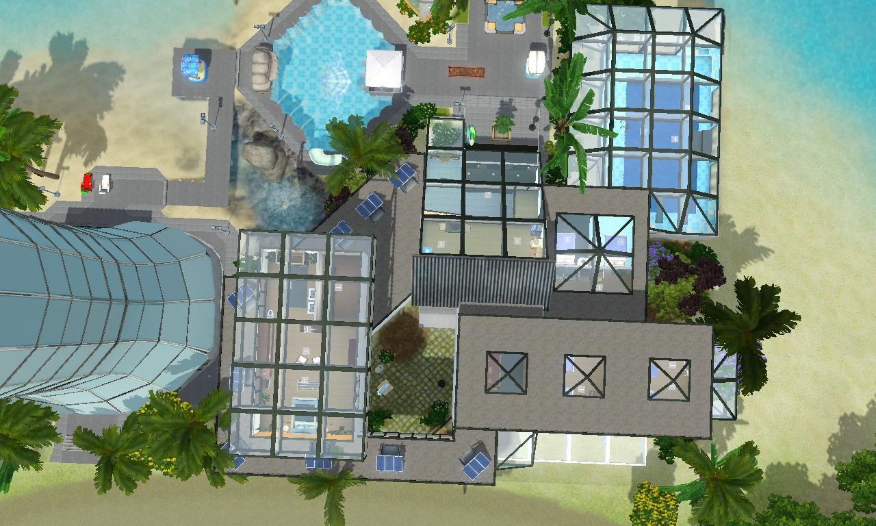 [Tutorial] Cómo tener un hotel 5 estrellas sin necesidad de gastar simoleones. Screenshot-63
