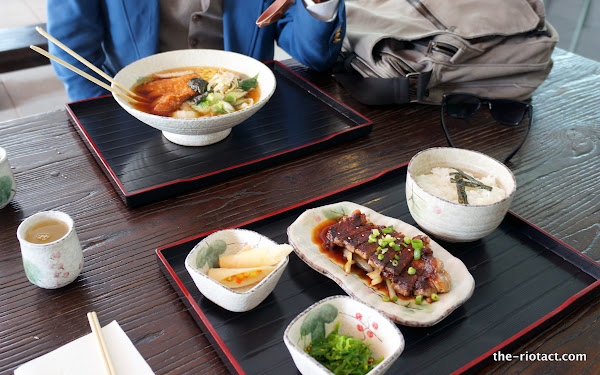 mr shabu shabu lunch sets