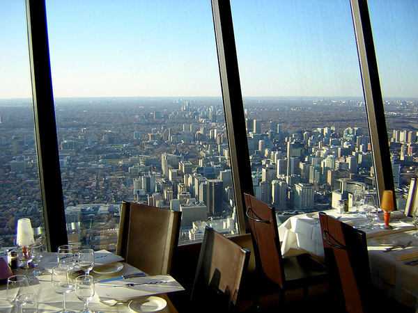 10 Restaurants With The Best Views In The World