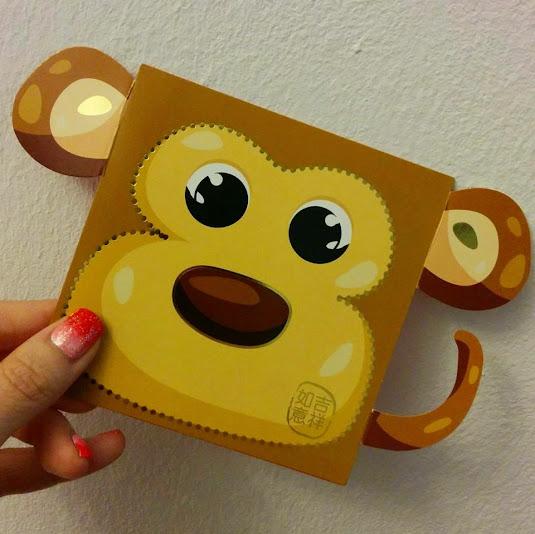 Monkey angbao